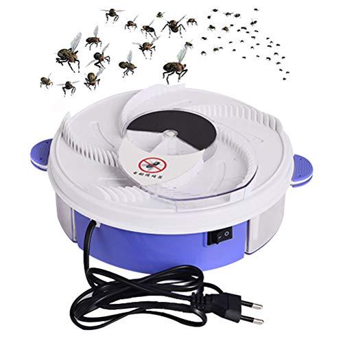 Urisgo Flygande fälla skadedjur flugfälla automatisk enhet USB flugfångare hushåll flygfälla