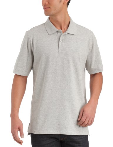 Oakley Classic Polo Tops homme Heather Grey L