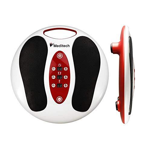 Lsnisni Massage électromagnétique des pieds, 25 modes de...