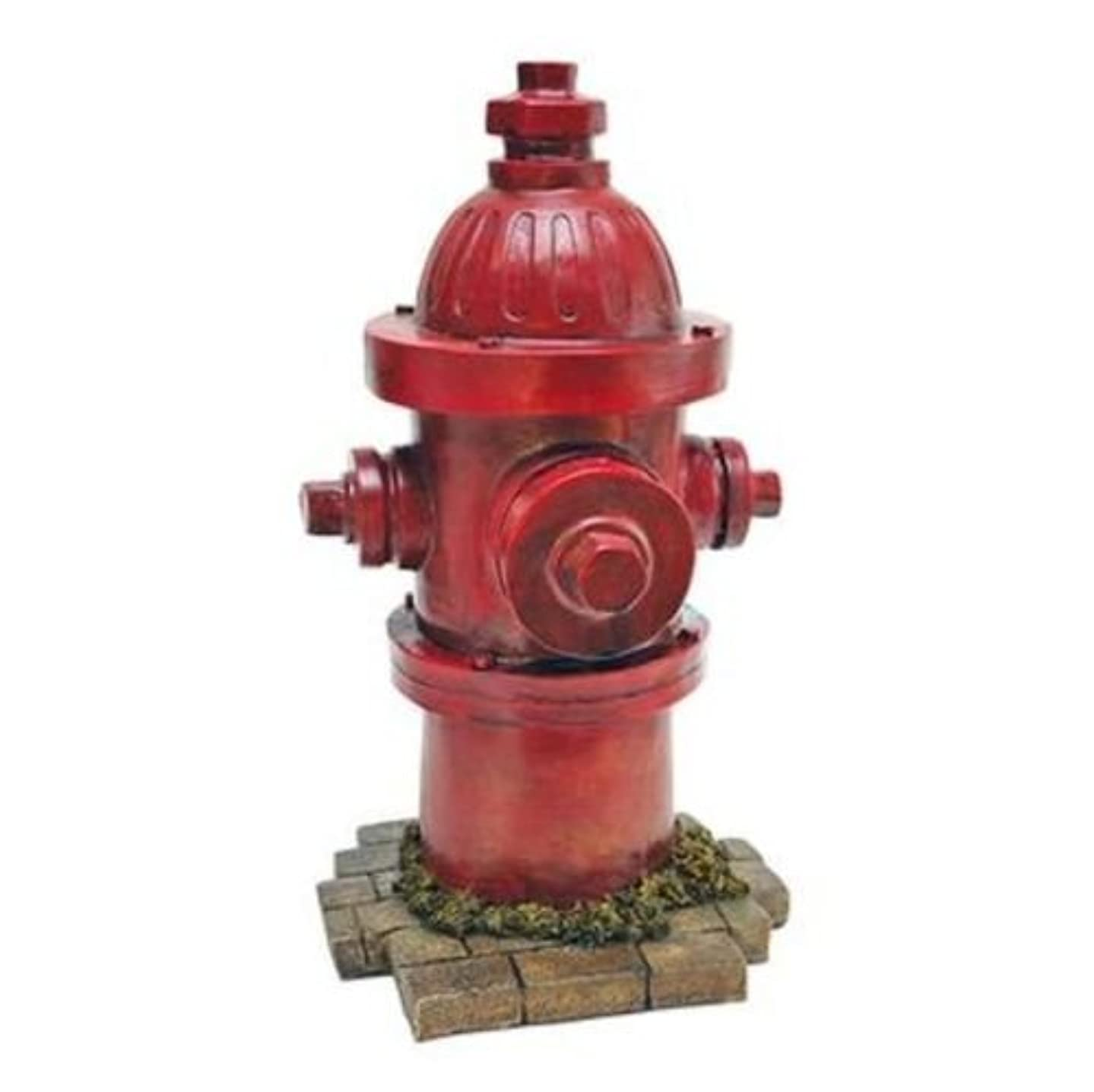 Mayrich Dog Fire Hydrant Yard Garden Indoor Outdoor Resin Statue 14'