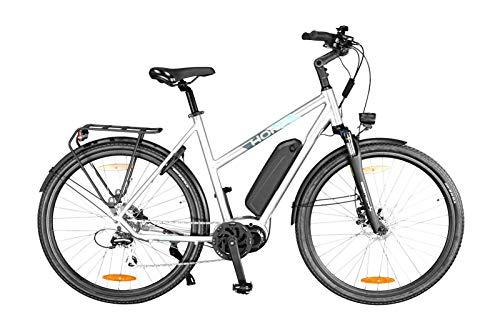xianghaoshun Bicicletas, Bicicleta de Motor de 27,5 Pulgadas, Estilo eléctrico en Motocicleta para Adultos, Ruedas Bicicleta eléctrica Bicicletas de Confort