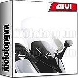GIVI CUPULA D128ST COMPATIBLE YAMAHA TMAX T-MAX 500 2001 01 2002 02 2003 03 2004 04 2005 05