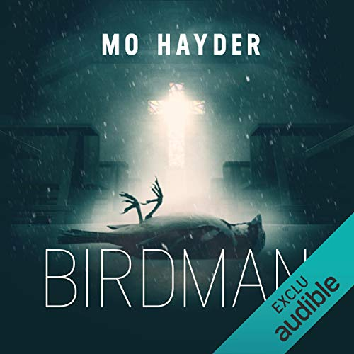 Birdman: Jack Caffery 1 [French Version] audiobook cover art