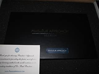 Pimsleur approach Italian 1,2,3 Gold Edition (Golden Edition)