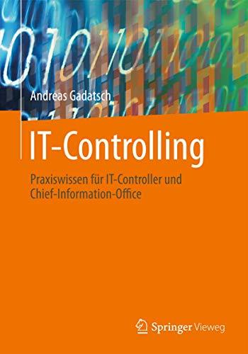 IT-Controlling: Praxiswissen für IT-Controller und Chief-Information-Officer