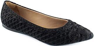 Sapatilha Bordada Sapato Show 375116