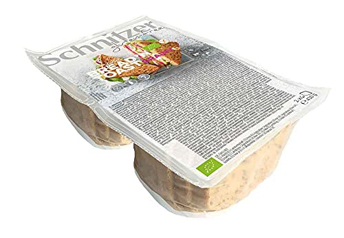 Pan de molde Rebanadas de Maíz con Semillas Sin gluten Schnitzer 430 g
