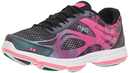 Ryka womens Devotion Plus 2 Walking Shoe, Black...