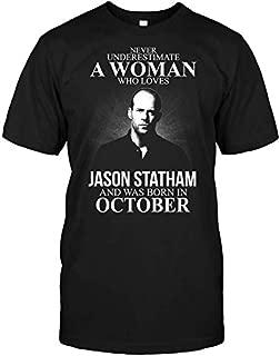 jason statham october t shirt