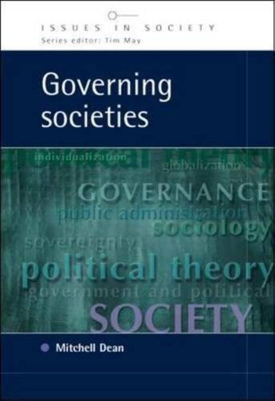 スローガン踊り子購入Governing Societies