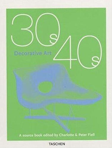Decorative Arts 1930-40: MI (Specials S.)