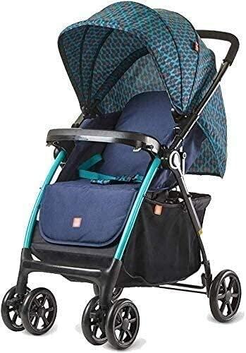 Cochecitos universales para bebés, tonos Capucha recién nacida, cochecito de bebé de niños pequeños, Sistema de viaje ajustable de jogging Ajustable Sombrilla de Sombrilla UV (Color : B)