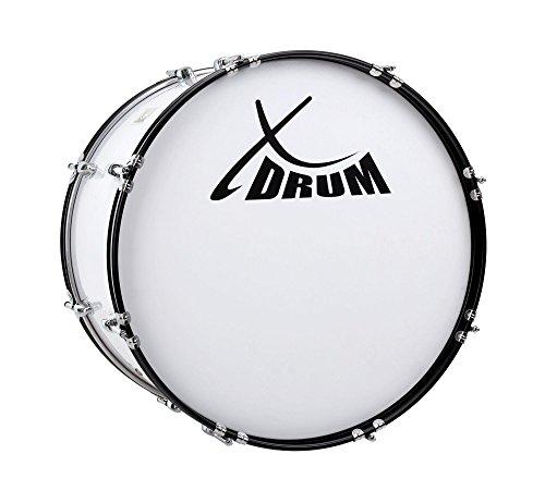 XDrum MBD-220 Marsch Bass Trommel, Fußball Pauke 20