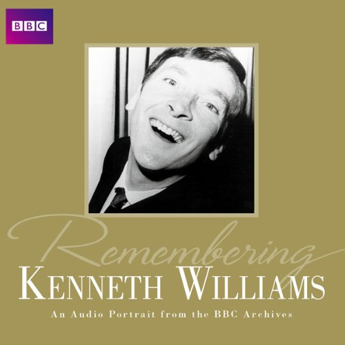 Remembering... Kenneth Williams audiobook cover art