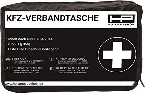 HP-Autozubehör 10030 Verbandtasche SCHWARZ DIN 13164-2014