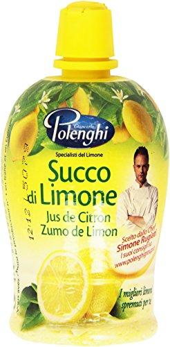 Polenghi - Succo Di Limone - 15 pezzi da 200 ml [3 l]