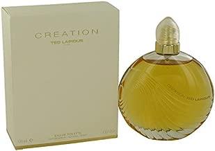 CREATION by Ted Lapidus Eau De Toilette Spray 3.4 oz for Women - 100% Authentic