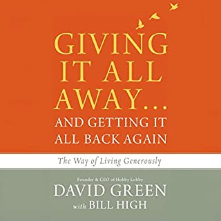 Giving It All Away...and Getting It All Back Again audiobook cover art