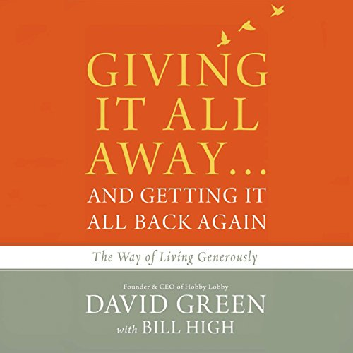 Giving It All Away…and Getting It All Back Again cover art