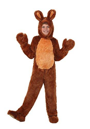 Child Brown Bunny Costume Small