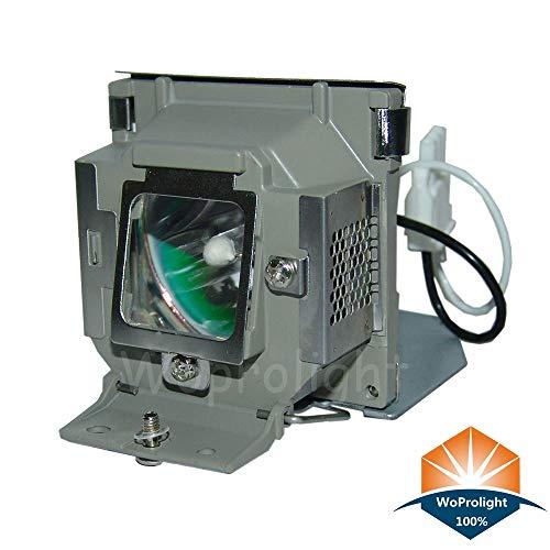 Woprolight 5J.J0A05.001 - Lámpara de proyector con carcasa para Benq MP515 MP515ST...