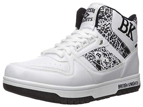 Tenis De Basketball marca British Knights