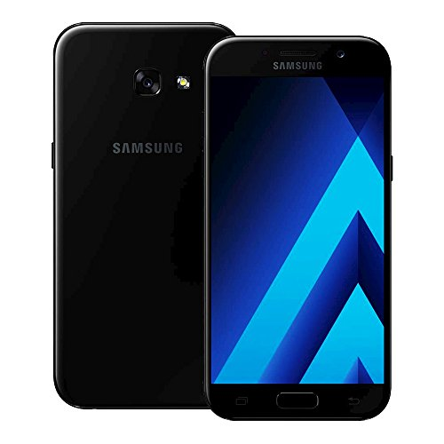 Samsung Galaxy A5 (2017) SM-A520F/DS 32GB Black, Dual Sim, 5.2