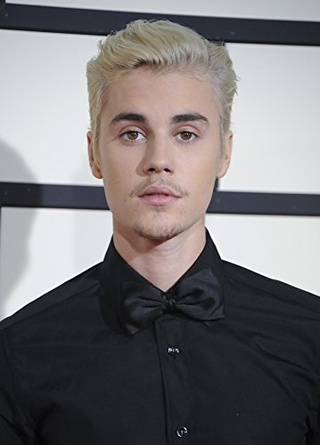 Posterazzi Justin Bieber At Arrivals For 58Th Annual Grammy Awards 2016-Grammys 1 Staples Center Los Angeles Ca February 15 2016 Poster Print, (16 x 20)