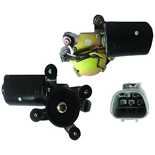 New Front Wiper Motor For 1997 1998 1999 97 98 99 Toyota Paseo & Tercel All Models, Replaces Toyota 85110-16650