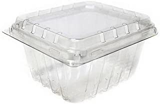 vented clamshell produce container