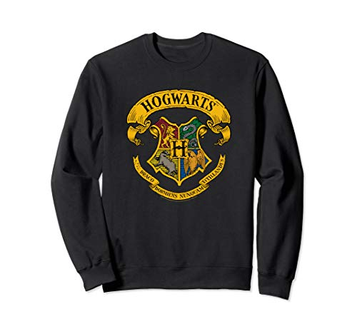 Harry Potter Hogwarts Crest Sweatshirt