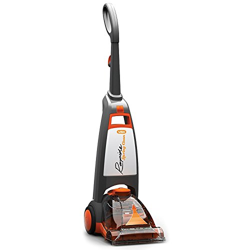 Vax Rapide Spring Clean Carpet Washer, 700 W - Grey/Orange