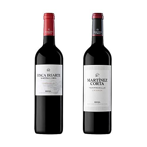 vinoteca 3 botellas vino de la marca MARTINEZ CORTA