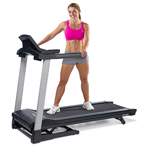 LifeSpan Fitness TR1200i Color Folding Treadmill