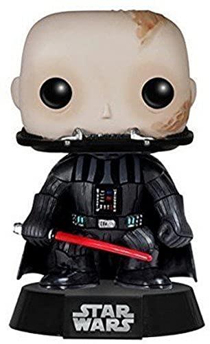 Star Wars - Figura de Vinilo Unmasked Vader (Funko 5529)