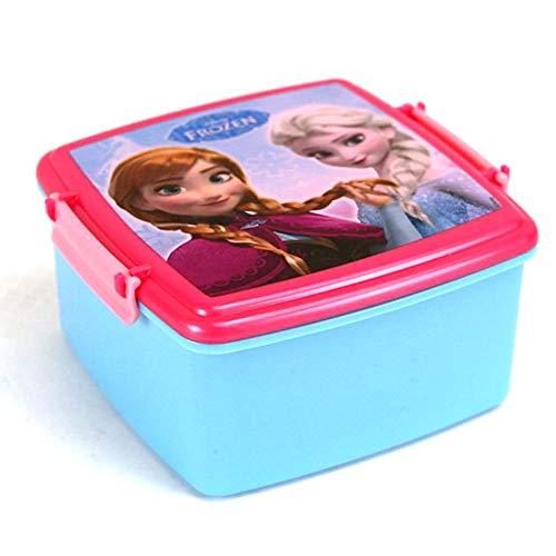 La Reine des Neiges Boîte de Collation Frozen Conteneur de Casse-Croûte
