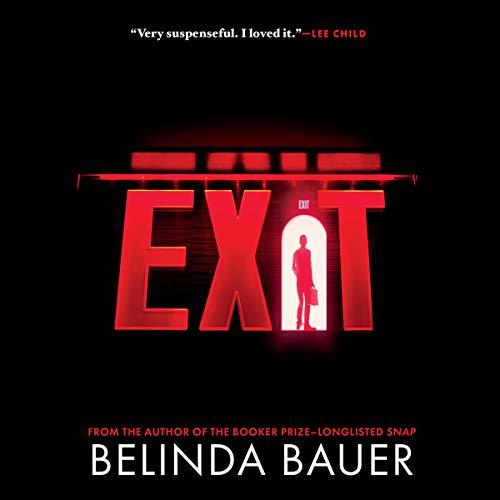 Exit Audiobook By Belinda Bauer cover art