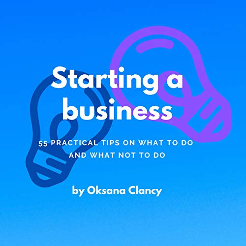 『Starting a Business』のカバーアート