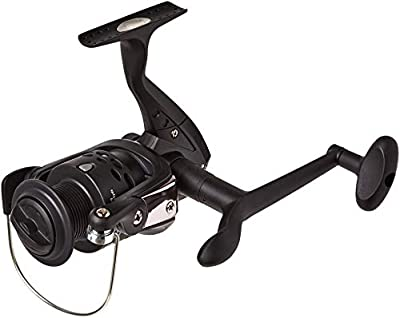 Shakespeare Sigma Supra Long Cast Sea Fishing Reel - Black/Silver from Pure Fishing