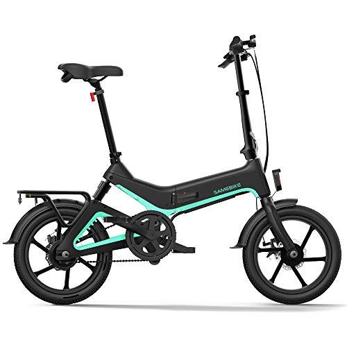 Lixada Bicicleta Eléctrica Plegable 16