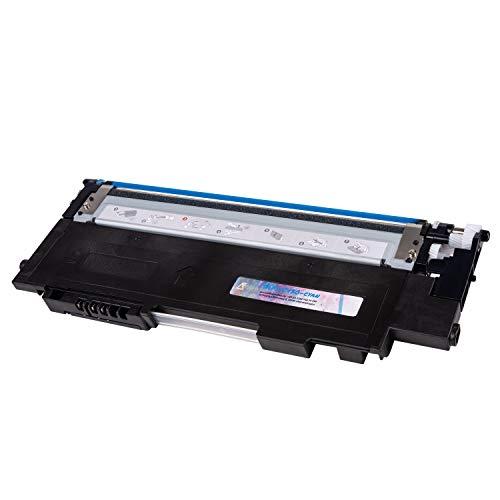5X Tóner Alphafax Compatible con Samsung CLT-P404C CLT-K404S CLT-C404S CLT-M404S CLT-Y404S Multipack 2X Negro 1x Cada uno Cian Magenta Amarillo