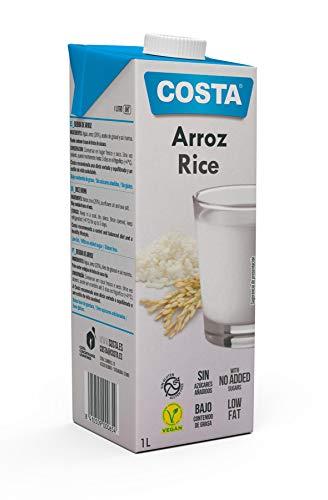 Costa Bebida de Arroz 1000 ml - Pack de 6 (400076)