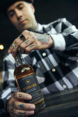 ISH Spirits RumISH alkoholfreier Rum – 500ml - Premium Spirituose mit weniger als 0,5% Alkohol und vollem Rum-Geschmack, aus natürlichen Pflanzen, perfekt für alkoholfreie Cocktails und Longdrinks - 3