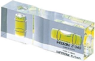 ホーザン(HOZAN) 水準器 レベルゲージ 水平器 感度0.03° Z-340