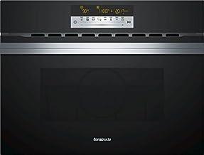 Constructa cc4W91860empotrable de productos aktbac Minihorno con microondas/cristal