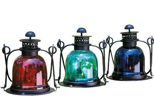 DII Fiesta Lanterns, Set of 3
