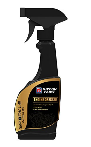 Nippon Paint Sparkle Engine Dresser (250ml, Black) (ROXK901103)