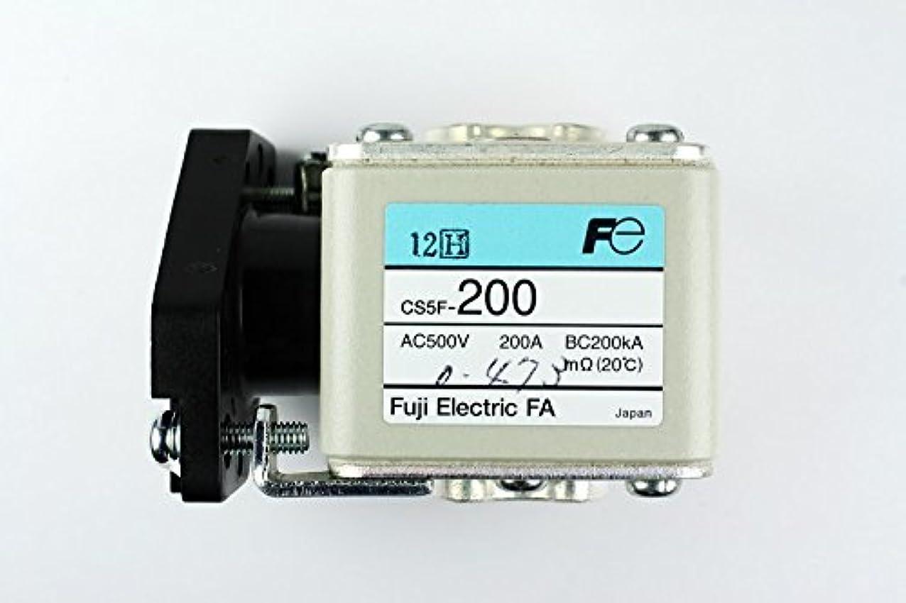 パワーセル布疑い者Fuji Electric cs5?F-200?–?200?Amp / 500?VスーパーRapidヒューズ