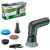 Bosch Cepillo de limpieza eléctrico UniversalBrush (incluye batería de 3,6 V integrada, 1 cable...