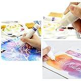 Wosune Art Masking Fluid, Watercolor Masking Fluid, White for Beginner Student